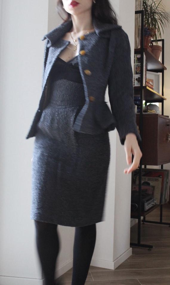 Iconic vintage Vivienne Westwood Anglomania blue w
