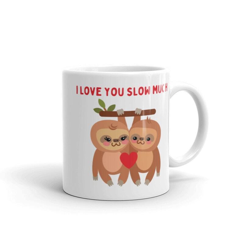Funny Valentines Day Mug  Happy Valentines Gift for