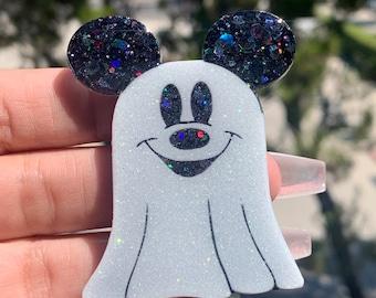 Ghost Mickey Phone grip