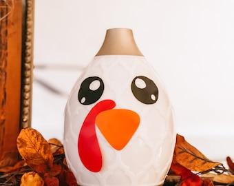Mr. Turkey ~ Desert Mist Diffuser ~ Dewdrop Diffuser ~ Vinyl Decal ~ Fall ~ Thanksgiving