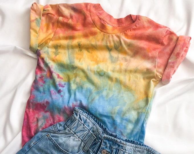 Women's Tie Dye Shirt - Adult
