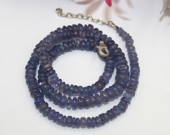 24 pieces smooth drilled TANZANITE nugget beads 8 x 10 10 x 14 mm approx...TT2