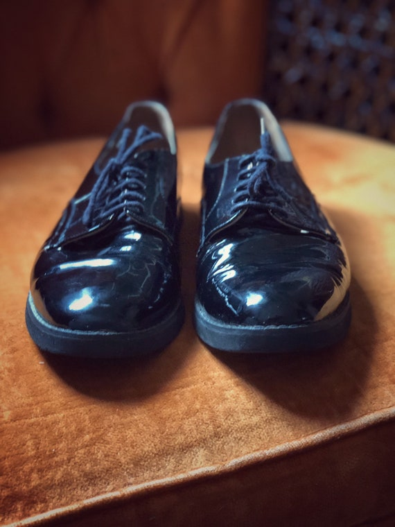 Vintage Pappagallo Oxford 1980s Dress Shoes
