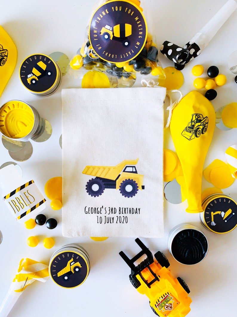 Lolly Free Ideas for Kids Party Bags
