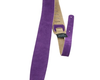 "Purple Suede -2.5"""