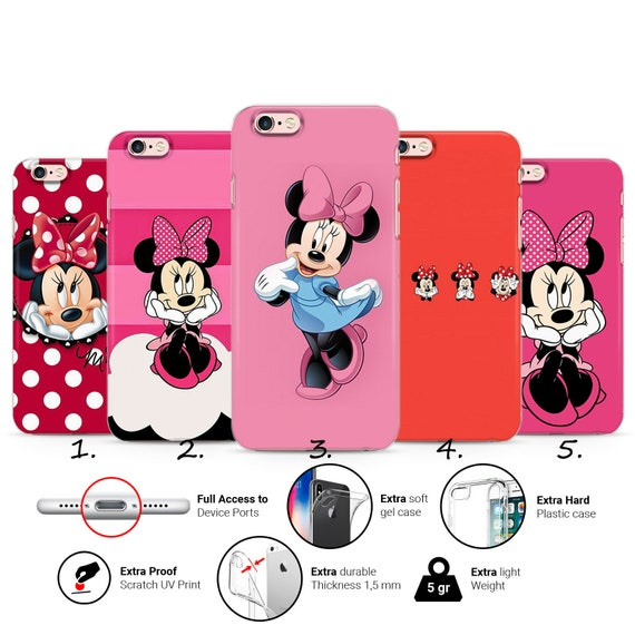 Funny Minnie Mouse Disney Phone Case