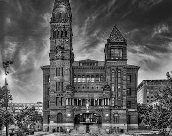 Bexar County Courthouse, San Antonio, Texas