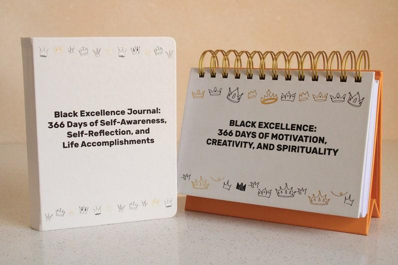 Perpetual Black History Calendar  Journal: 366 Days of Black image 0
