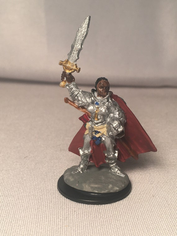 Female Human Hand Painted Dungeons /& Dragons Miniature