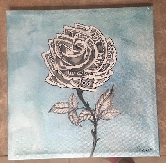 Making a Dollar Bill Rose | ThriftyFun | 560x570