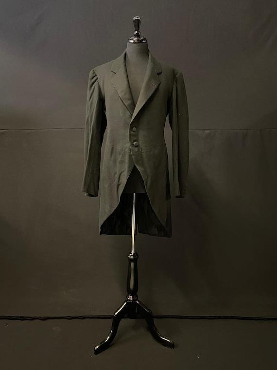 Edwardian Morning Coat