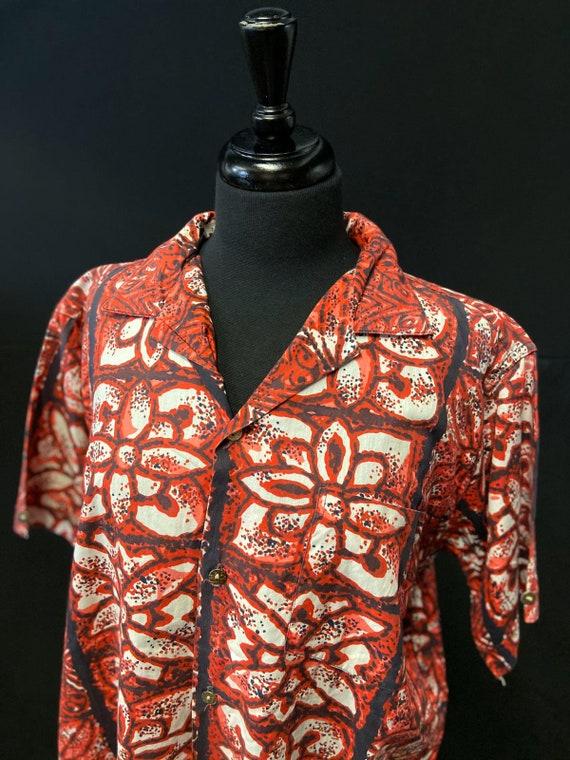 1960's Hawaiian Beach Shirt. - image 5
