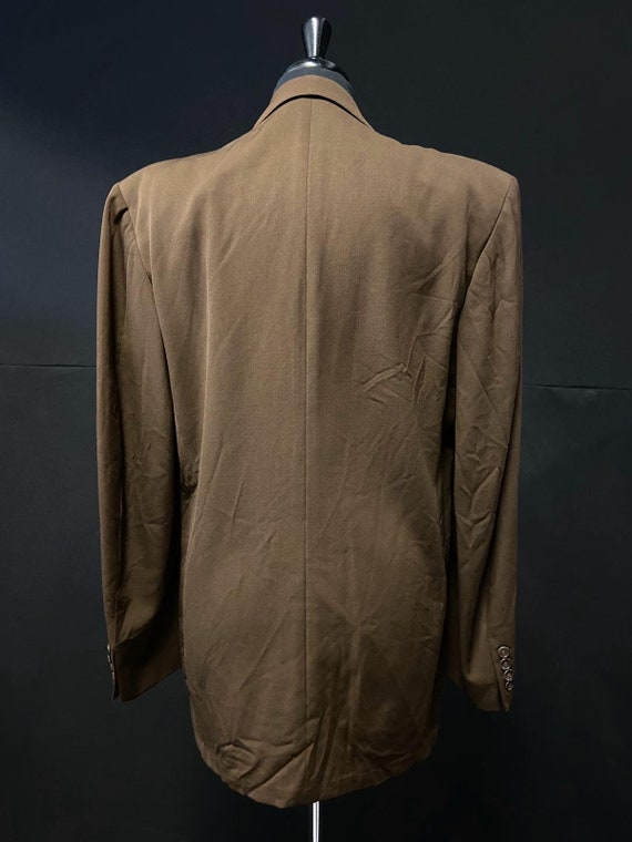 1940's Gabardine Sports Jacket - image 3