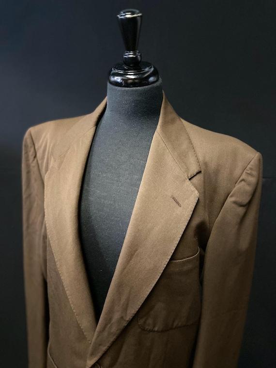 1940's Gabardine Sports Jacket - image 5