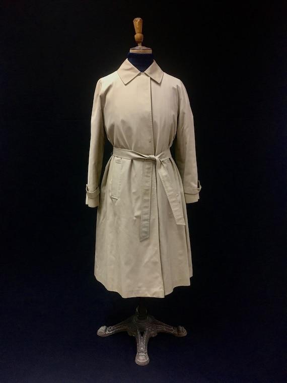 Vintage Aquascutum® Trench Coat