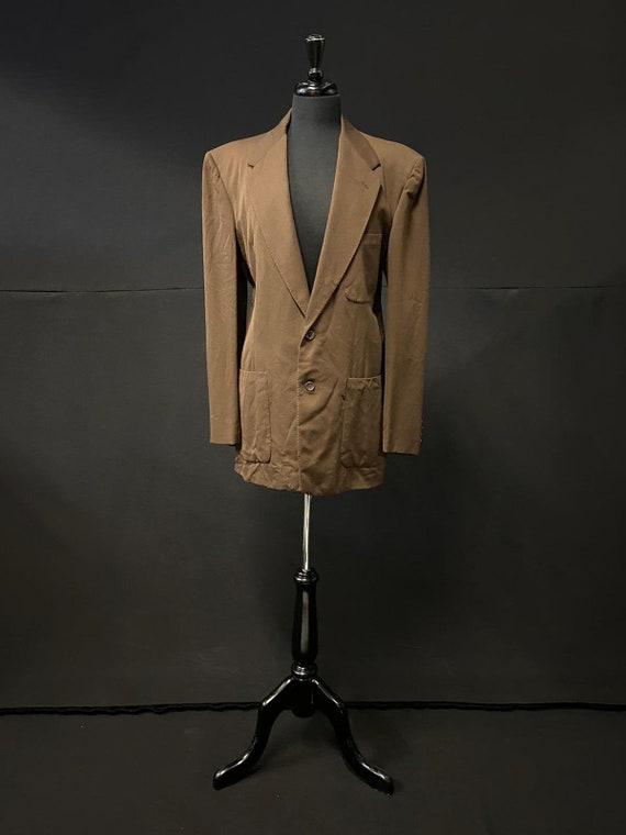 1940's Gabardine Sports Jacket