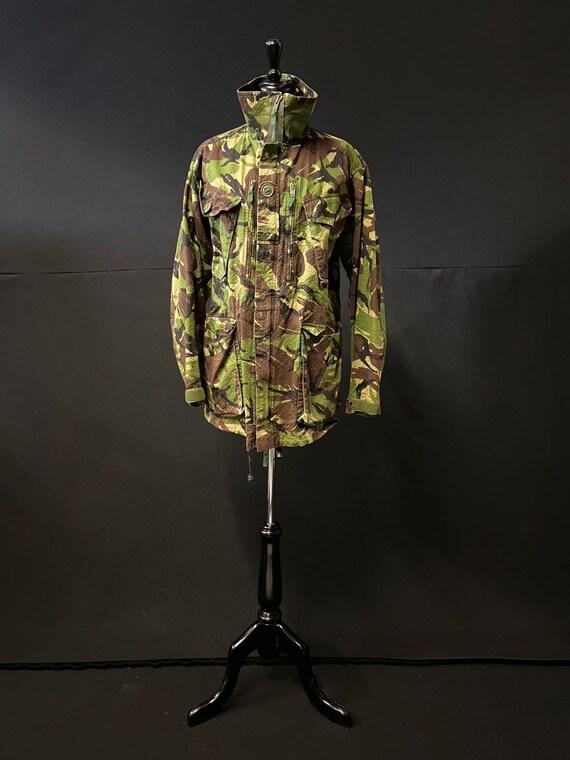 1970's Camouflage Jacket