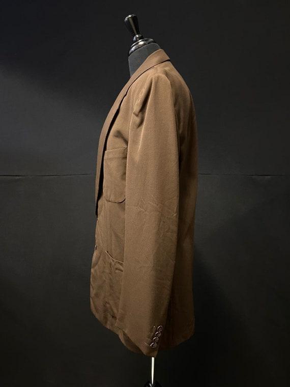 1940's Gabardine Sports Jacket - image 4