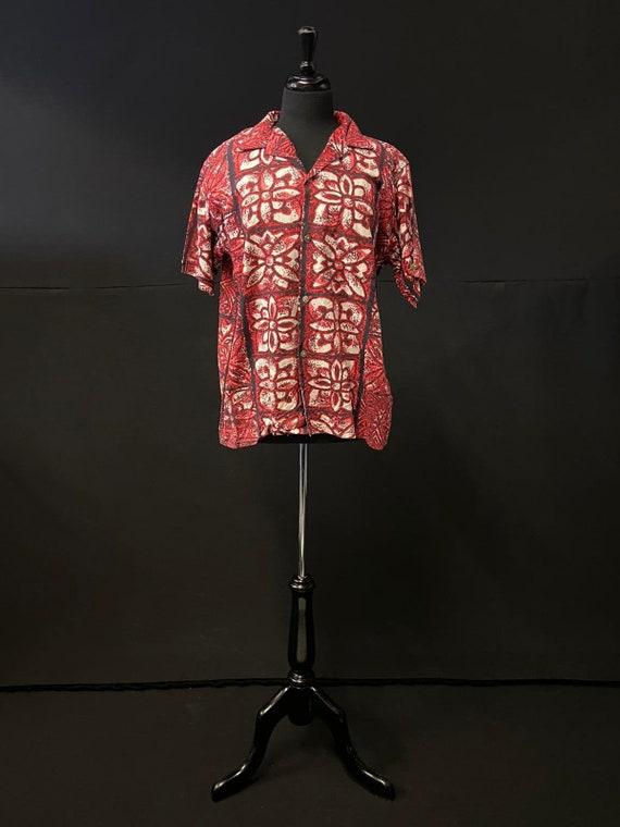 1960's Hawaiian Beach Shirt. - image 1