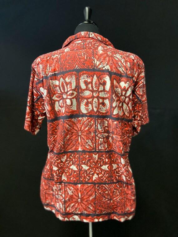 1960's Hawaiian Beach Shirt. - image 3