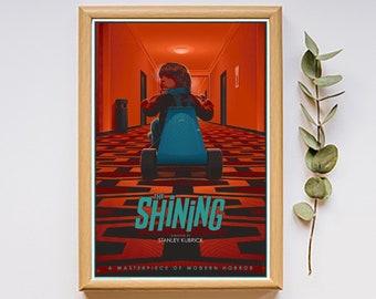 A4,A3,A2,A1 Home Wall Print Vintage Movie Film Poster VERTIGO 2