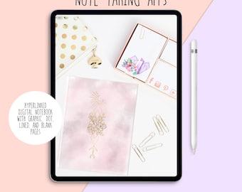 Digital Notebook/Planner