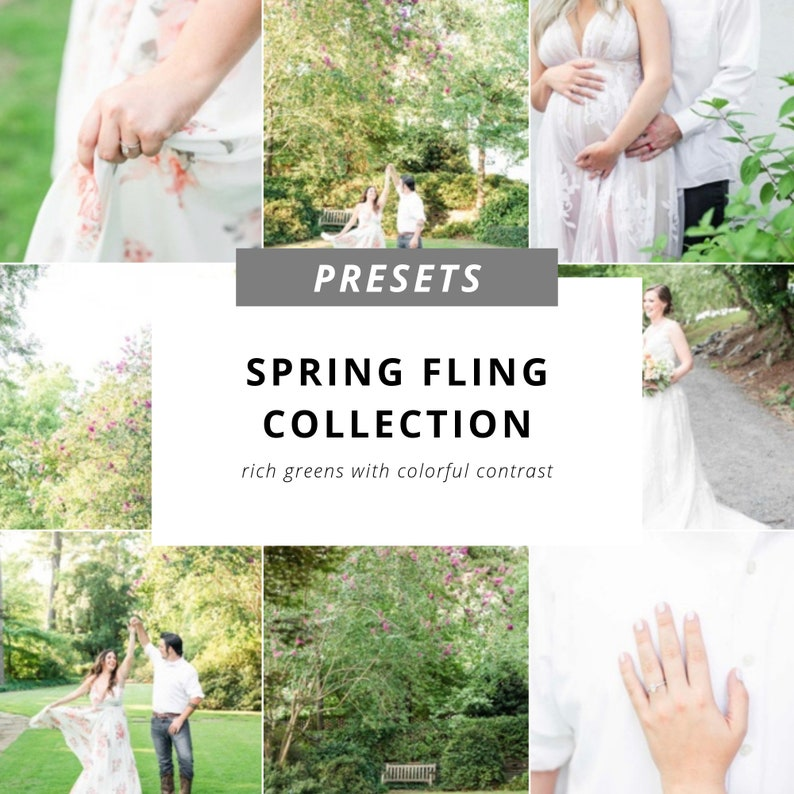 PRESET MOBILE  The Spring Fling Collection image 0