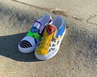Toy Story Vans | Etsy