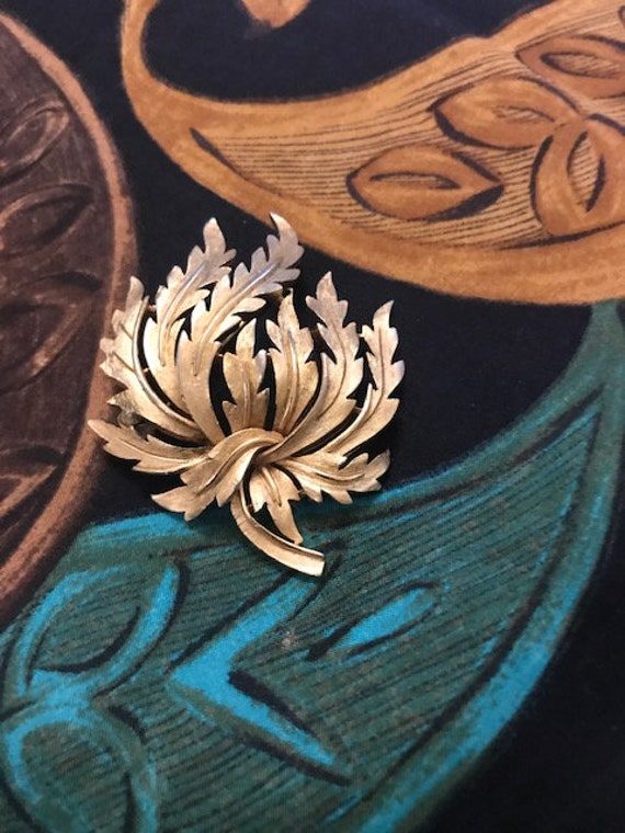 Vintage Brooch by  Crown Trifari