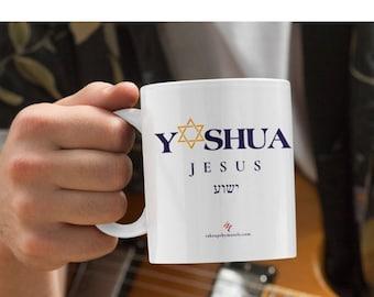 Yeshua Coffee Mugs