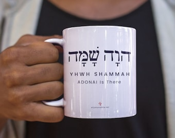 Yeshua Coffee Mugs