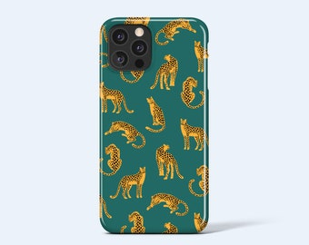 LEOPARDS iPhone Case   iPhone 12 Pro Max, iPhone 12, iPhone 11 Pro, iPhone 11, iPhone xr, iPhone xs, iPhone SE2, More Models Available
