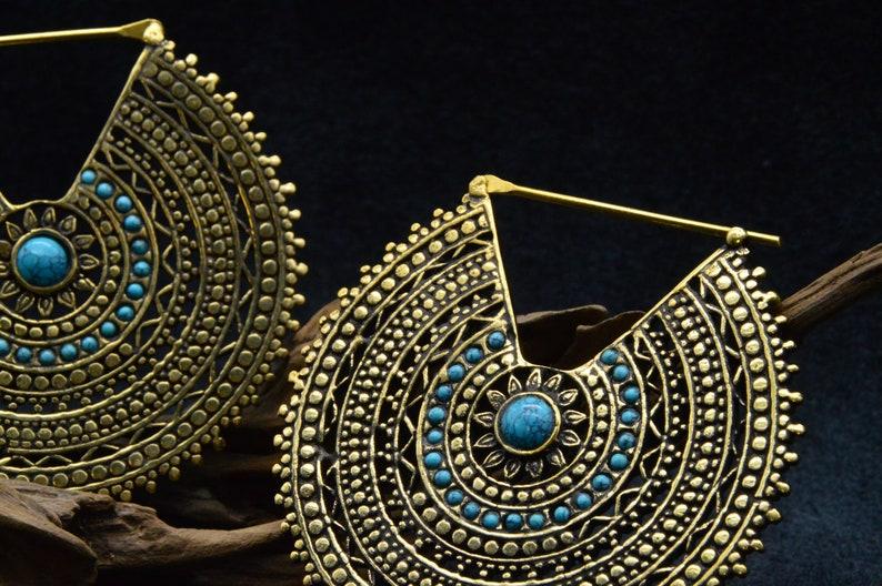 Earrings LUNA XXL