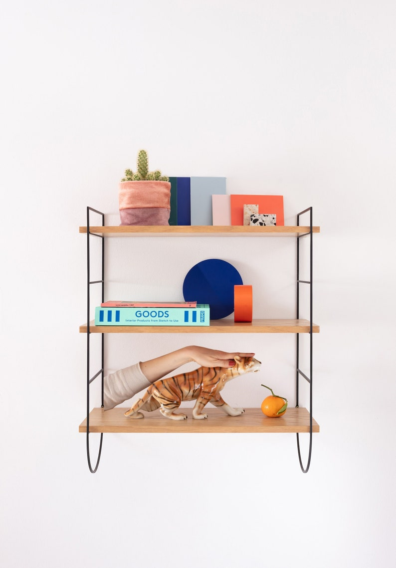 Wing shelving system image 0