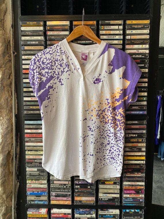 90's Nike Court Challenge Vintage sleeveless shirt