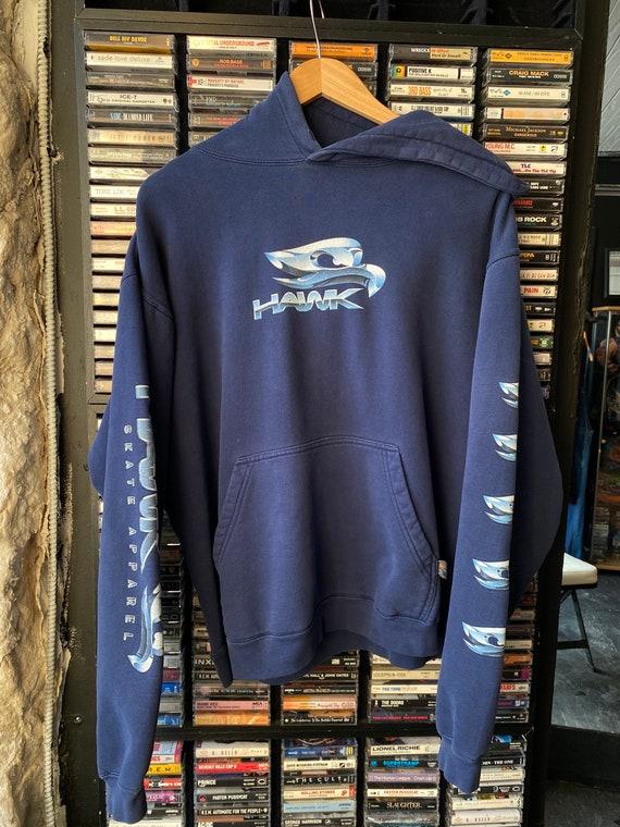 Vintage Tony Hawk skateboarding hoodie Large