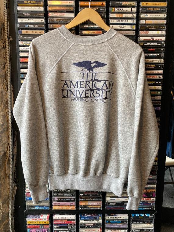 Vintage 90's Washington DC, The American Universit