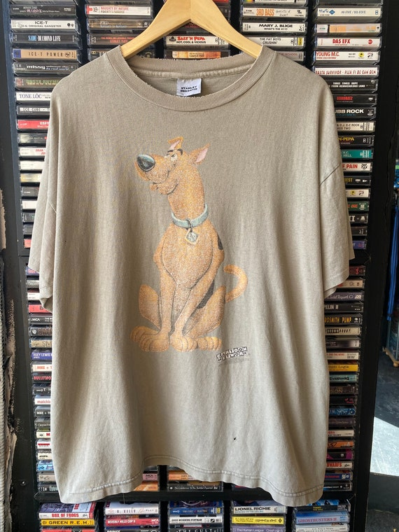 1996 Scooby Doo Cartoon Network vintage t-shirt XL