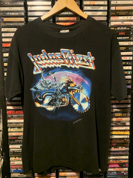"1990 Judas Priest ""Painkiller"" World Tour Brockum"