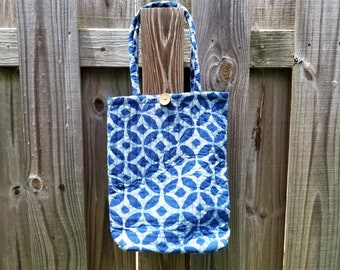 Hippie Handbag Fair Trade Shoulder Bag Cotton Boho Purse Fair Trade Indian Purse Handmade Shoulder Bag