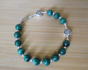Celtic Irish Rosary Bracelet