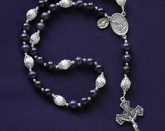 St Michael Chaplet - Starry Night
