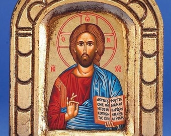 Pantocrator (Christ, the Teacher) Byzantine Art