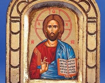 Pantocrator (Christ, the Teacher) Byzantine Art