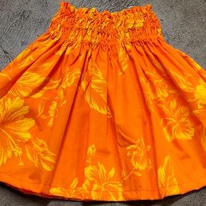 Keiki Pa/'u Skirt child hula skirt