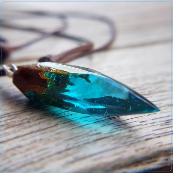 Thailand teak wood resin bracelet thailand teak wood resin resin jewelry wood resin necklace pendant lucky happyness wood resin bracelet