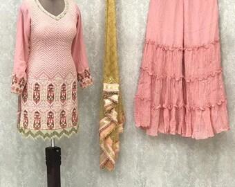 Anisha dress,,,,,sharara,,,,gharara,,,,,punjabisalwarsuit