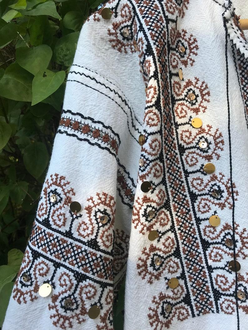 Coco I Original Romanian Blouse Handmade Artisans Collection