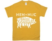 Henhoc Butcher Knoxville T-Shirts