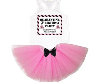 Tutu Outfit  Girl Baby Toddler Baby Shark Birthday 2 year old 2 Piece